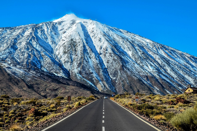Unesco World Heritage Site: Teide Tenerife