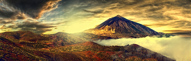 Unesco World Heritage Site: Teide Mountain